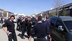 Otomobil pazarında cinsel taciz hesaplaşması: 17 Yaralı