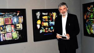 Yapımcı ve yönetmen Taytak'tan resim sergisi