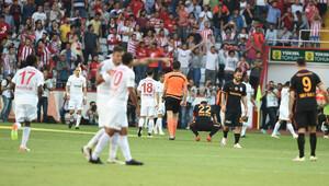 Antalyaspor 4-2 Galatasaray