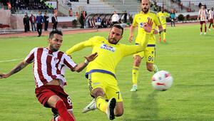 Vartaş Elazığspor: 1 - Gaziantep Büyükşehir Belediyespor: 1