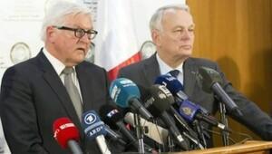 Alman ve Fransız bakanlardan sürpriz Libya ziyareti