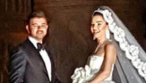 Tuğana Savgı ve Doruk Kaya evlendi