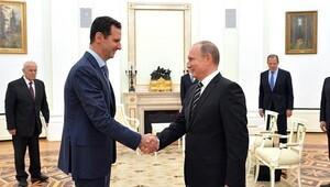 İngiliz Milletvekili David Davis'ten Putin-Esad görüşmesine ilişkin kritik açıklama