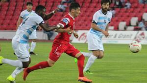 Balıkesirspor: 1 - Adana Demirspor: 2