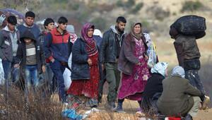 '100 bin kişi Türkiye'ye doğru kaçıyor'