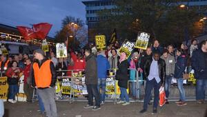 Avusturya'da sığınmacı karşıtı miting