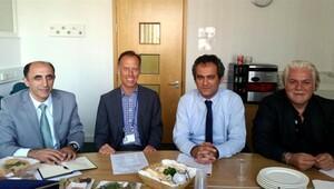 BEÜ'den Oxford Üniversitesi ile işbirliği