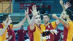 Galatasaray HDI Sigorta 3-1 Maliye Milli Piyango