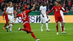 Bayern Münih: 2 - Werder Bremen: 0