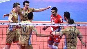 Ziraat Bankası: 3 - Galatasaray HDI Sigorta: 0