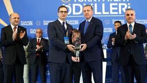 Türkiye Patent Ödülleri sahiplerini buldu