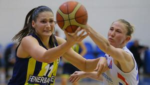 Basketbolu Geliştirenler Derneği: 52 - Fenerbahçe: 66