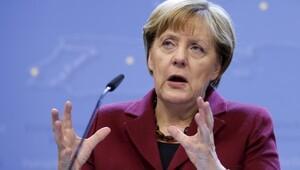 Merkel: Türkiye'ye yapacağım ziyaretin amacı...
