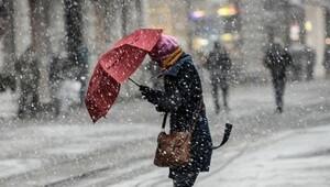Meteorolojiden bu kentlere kar uyarısı geldi