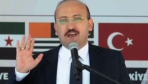 Başbakan Yardımcısı Yalçın Akdoğan, Esenler'de konuştu