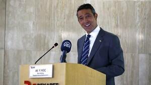 Ali Koç'tan esprili açıklamalar