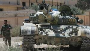 Reuters: Rusya Halep çevresine topçu bataryaları taşıyor
