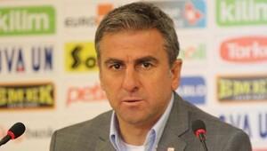 Hamza Hamzaoğlu: 'Kayserispor'a ilk yarı yetti'