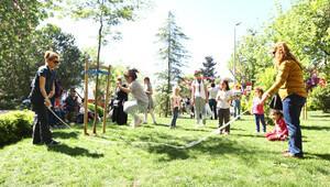 23 Nisan'da çocuklara bol eğlence seçenekleri var