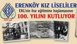 Erenköy Kız Lisesi 100'üncü yılını kutluyor