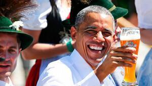 Obama Hannover Fuarı'nı açacak