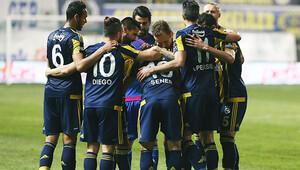 Fenerbahçe'nin Trabzon kadrosu! Diego...