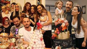 Demet Akalın'a sürpriz parti