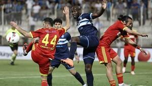 Adana Demirspor: 1 - Alima Yeni Malatyaspor: 1