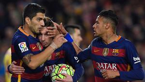 Barcelona 6-0 Sporting Gijon