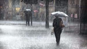 Türkiye yeni haftaya gök gürültülü ve sağanak yağış ile giriyor