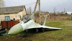85 bin euro'ya ikinci el savaş uçağı