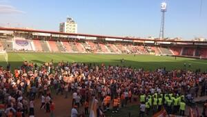 Adanaspor Süper Lig'e yükseldi
