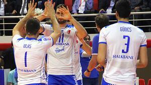 Halkbank 3-0 Fenerbahçe