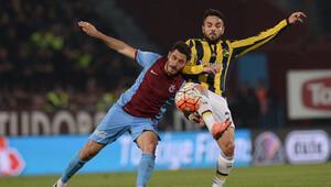 Trabzonspor Fenerbahçe maçı 89.dakika tatil edildi - Maç özeti