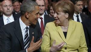 Merkel: Savaşın neden olduğu sefaleti gördüm