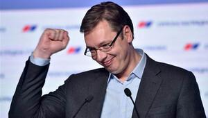 Sırbistan seçimlerini AB yanlısı parti kazandı