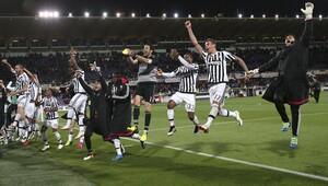 Juventus'tan kritik galibiyet