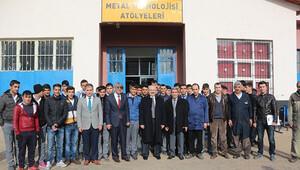 Fabrika gibi okuldan devlete 1 milyon lira vergi