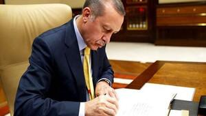 Cumhurbaşkanı Erdoğan kanunu onayladı