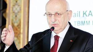 TBMM Başkanı İsmail Kahraman: Laiklik yeni anayasada olmamalı