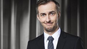 Alman komedyen Jan Böhmermann ekranlara dönüyor