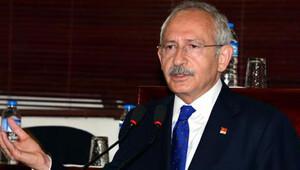 Kılıçdaroğlu'ndan Meclis Başkanı'na 'laiklik' tepkisi