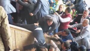 Amedspor yöneticisi Mızrak yediği dayağı anlattı