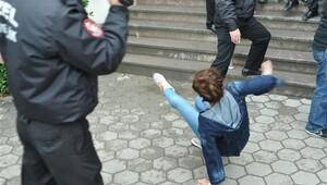 Anadolu Üniversitesi'nde polis müdahalesi