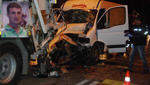 İzmir'de acı kaza: 2 ölü