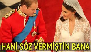 Prens William ile Kate Middleton'ın evlilik yıldönümü