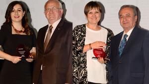 TBV'den Hürriyet'e 2 ödül