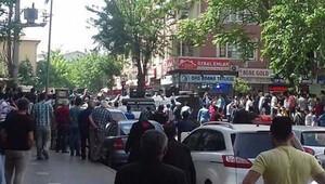 Diyarbakır'da askeri aracın çarptığı kadın öldü, olaylar çıktı
