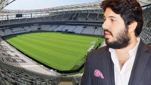 Reza Zarrab'ın Vodafone Arena'daki locasının değiştiğini Beşiktaş onayladı