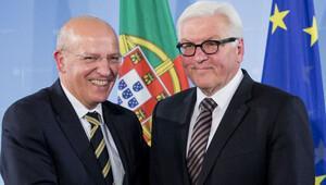 Almanya Dışişleri Bakanı Steinmeier'den sert eleştiri